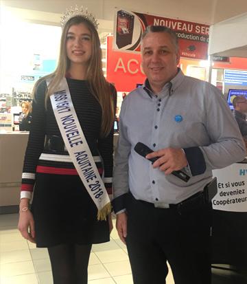 Miss 15/17 Nouvelle Aquitaine