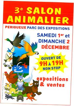 Salon Animalier