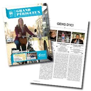 Article Grand Périgueux