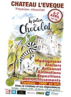 Salon du Chocolat 2019 - Château Lévèque