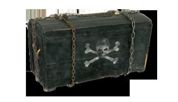 Coffre des pirates